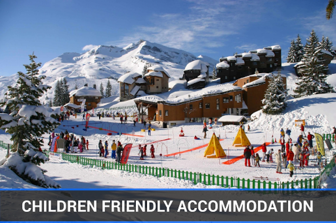 Reasons To Opt For Children Friendly Accommodation