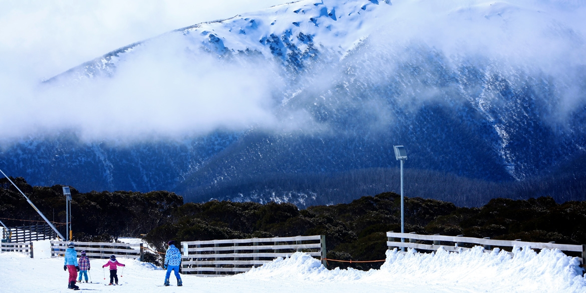 Planning an Off-Mountain Snow Holiday to Falls Creek